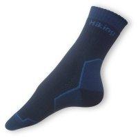 Termo ponožky černomodré