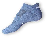 Kotníkové ponožky Moira modré