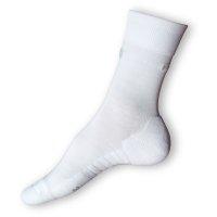 Golfové ponožky Moira bílé