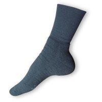 Zimní ponožky Moira černé