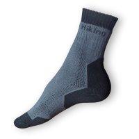 Trek ponožky tmavošedé