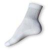 Zdravotní ponožky bílé teplé - zobrazit detail zboží