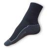 Ponožky Nanosilver sportovní černé - zobrazit detail zboží