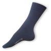 Ponožky Nanosilver společenské šedé