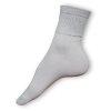 Zdravotní ponožky šedé