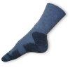 Vlněné ponožky Moira Arktida šedé