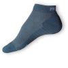 Kotníkové golfové ponožky Moira černé - zobrazit detail zboží