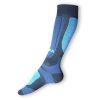 Lyžařské ponožky Moira černomodré