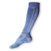 Lyžařské ponožky Moira modrošedé