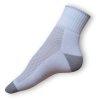 Sportovní ponožky bílošedé