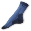 Trek ponožky modromodré